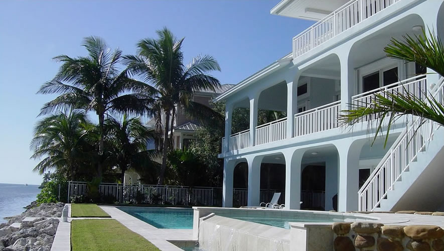 Single Family Home Construction from Ocean Reef to Lower Matecumbe