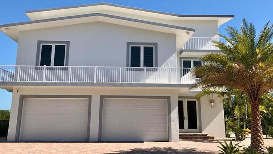 Completed Home Lower Matecumbe Hoefert & Sons - Florida Keys Contractors
