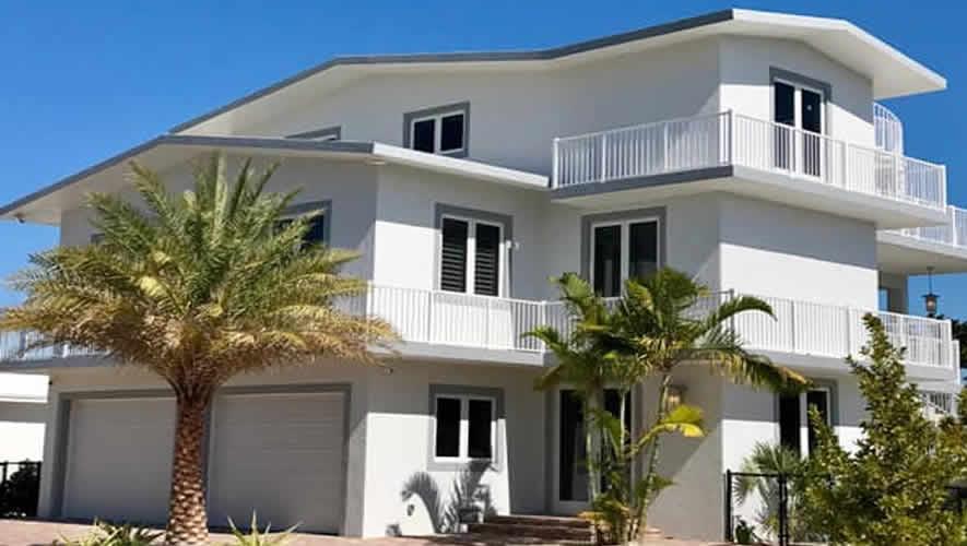 Completed Home Hoefert & Sons - Florida Keys Contractors